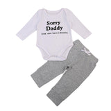 Sorry Daddy - New Boss Outfit