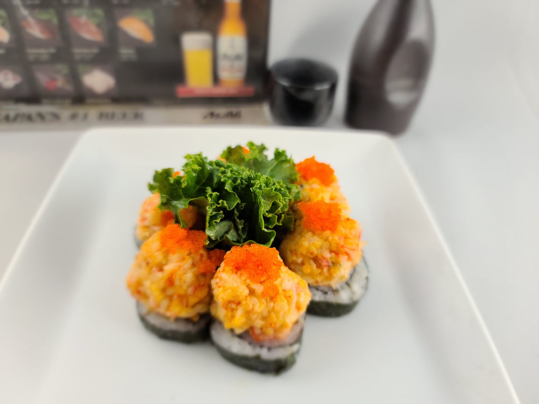 Spicy Volcano Roll