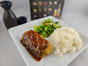 Teriyaki Fish (Cod Fish)