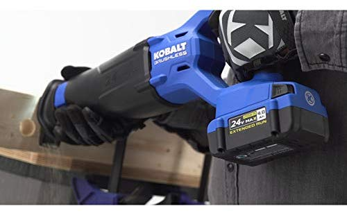 Kobalt 24-volt Max 4-Amp-Hours Lithium Power Tool Battery KB 424-03