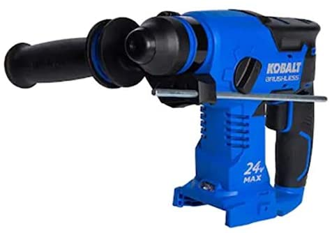 Kobalt 24-Volt 7/8-in SDS-Plus Cordless Rotary Hammer (Tool Only)