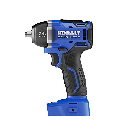 Kobalt 24-Volt Max-Volt 3/8-in Drive Cordless Impact Wrench (Model