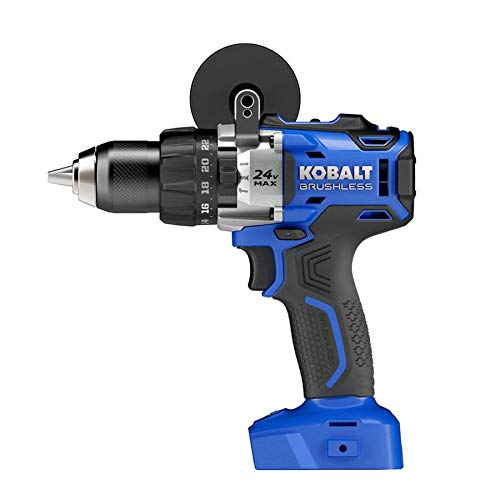 Kobalt 1/2-in 24-volt Max Variable Speed Brushless Cordless Hammer Drill (Battery Not Included)