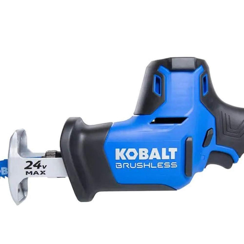 Kobalt 24v max brushless one handed Reciprocating saw
