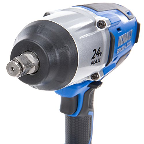 Kobalt 24-Volt Max-Volt 1/2-in Drive Cordless Impact Wrench (Item