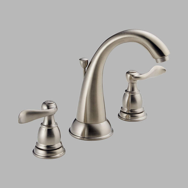 Delta Windemere Two Handle Widespread Lavatory Faucet