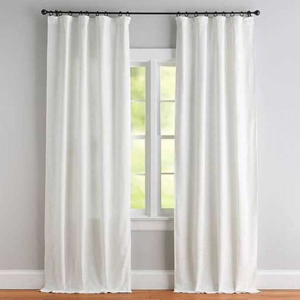 Lace Curtains And How To Clean Them Properly Kwik-Hang Curtain Rod Brackets