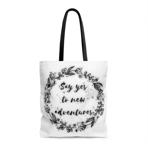 New Adventures - Tote Bag