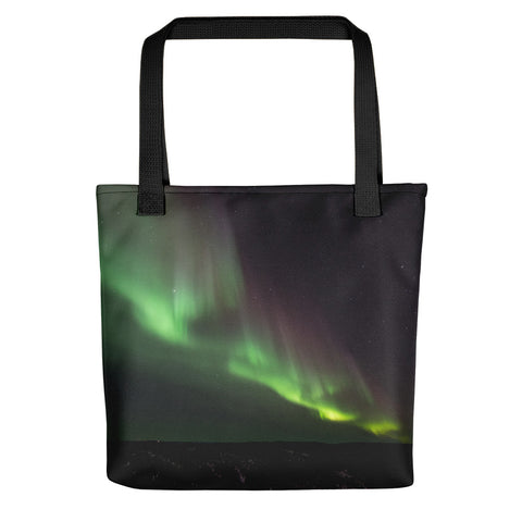 Northern Lights - Tote bag