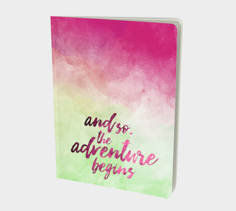 Adventure - Notebook