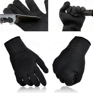 KEVLAR GLOVES CUT PROOF TECHNOLOGY