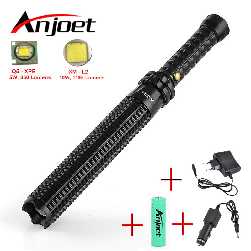 Led Extendable Tactical Light