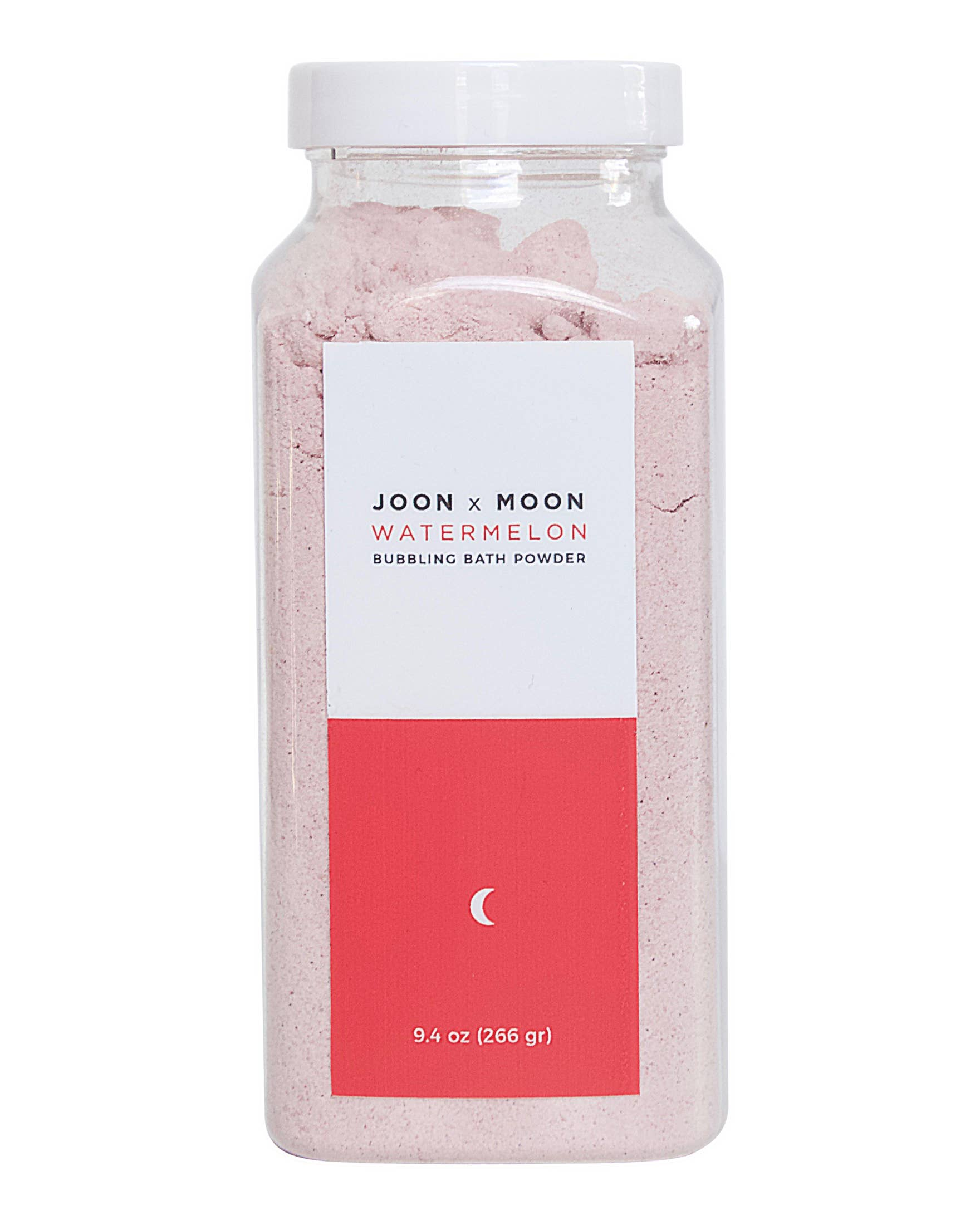 JOON x MOON - Watermelon Bubbling Bath Fizz