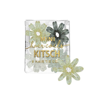 KITSCH - Blonde Mini Hair Coil
