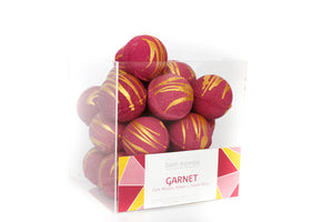 Cait + Co - Garnet Bath Bomb