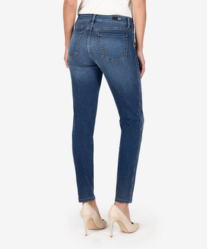 Kut From The Kloth || Diana High Rise Fab Ab Skinny in Assemble Wash