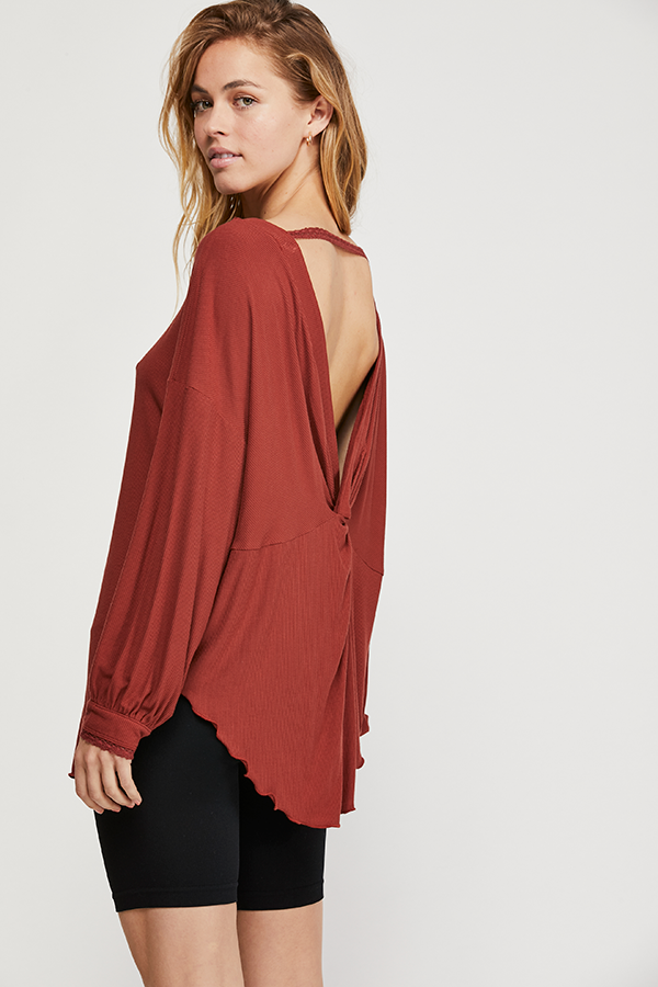 Free People Shimmy Shake Top || 5 Colors