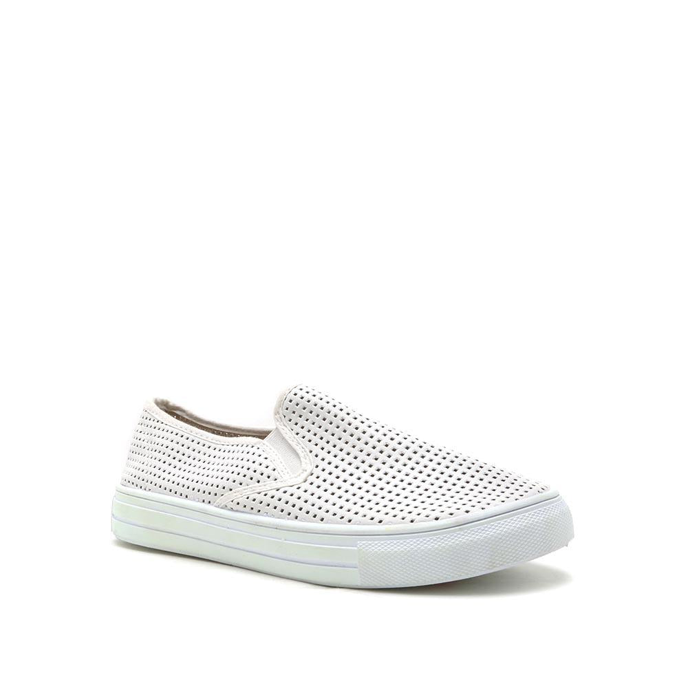 Dezie Slip On || Black or White