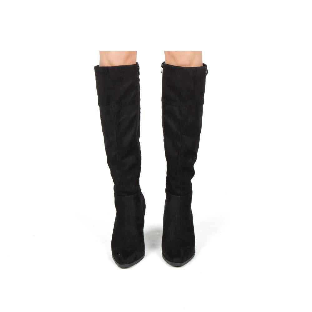 Shay Knee High Boots  || Black or Taupe