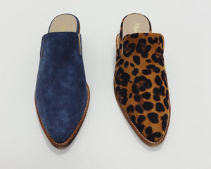 Hildie Mule || Navy or Leo