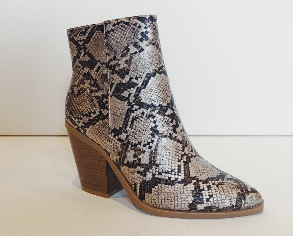 A Walk On The Wild Side Boot