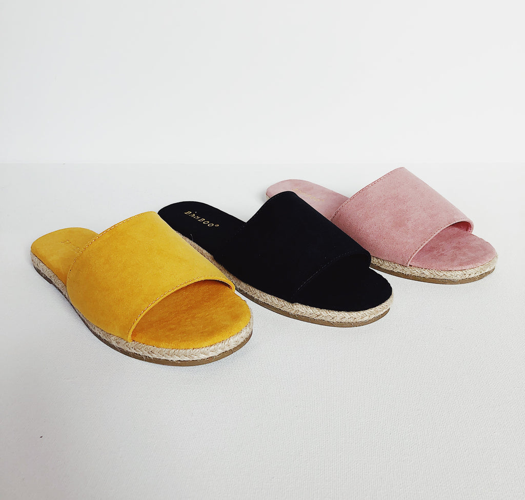 Vacay Vibes Slide || 3 Colors