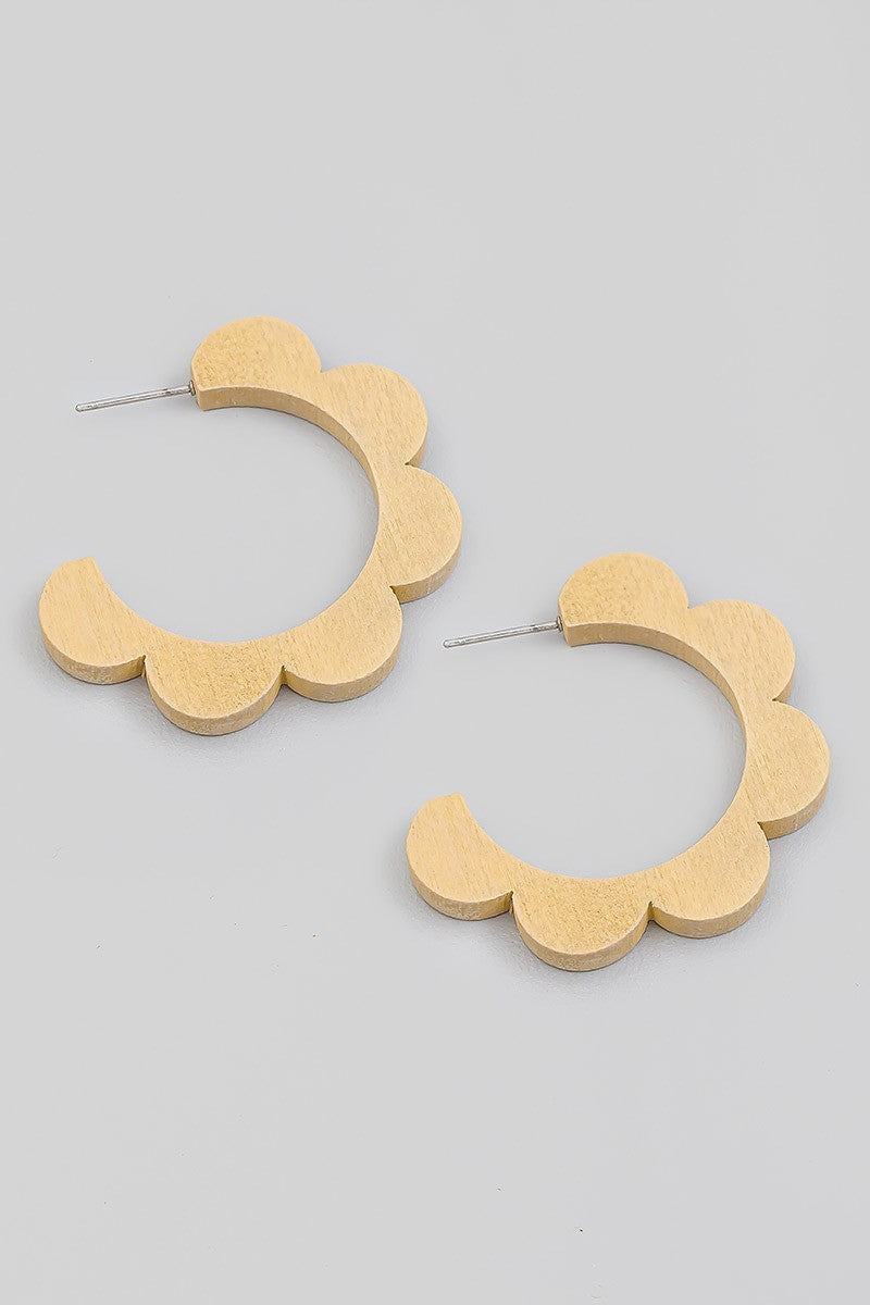 Warmest Wishes Scarf || Black, Ivory or Khaki