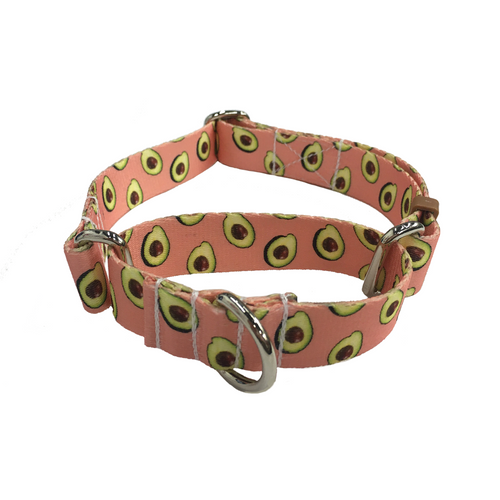 Avocado Martingale Collar