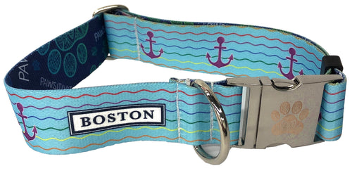 Boston Wave Pride Collar