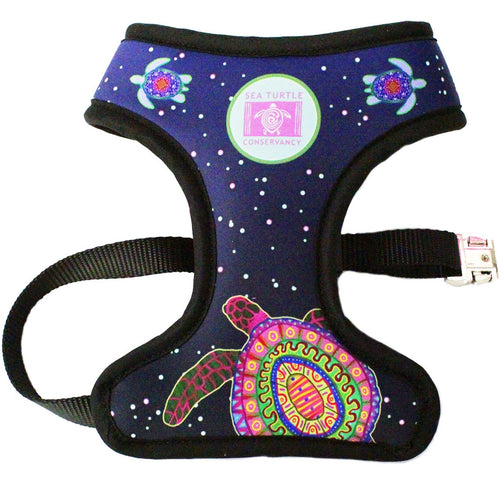Sea Turtle Conservancy Spirit Turtles Reversible Harness
