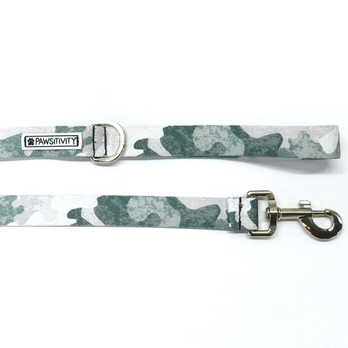 Snow Camo Leash