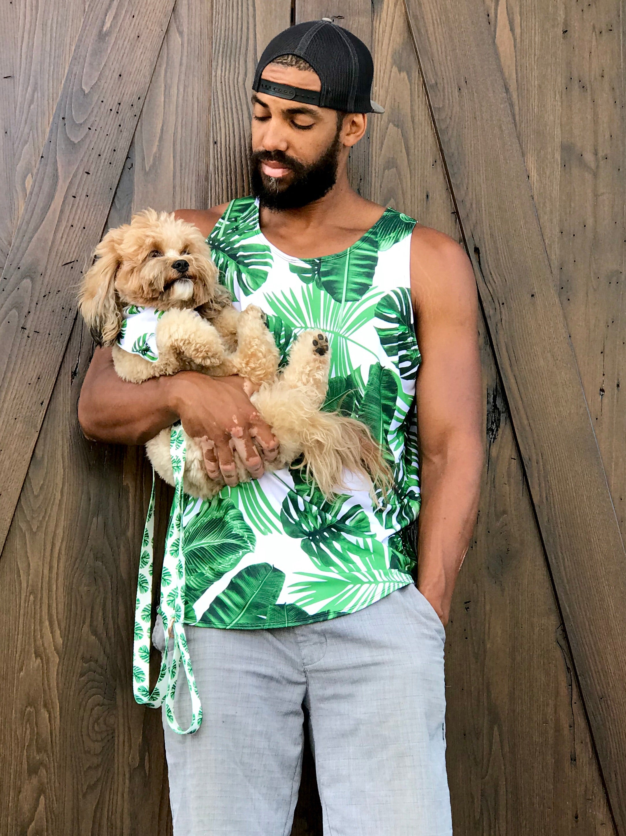 Men's Palms Tank - SOLD OUT!