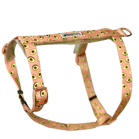 Pink Plaid Leash