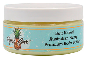 Australian Hemp Premium Body Butter | 8 oz