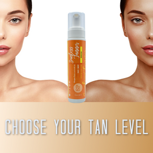 Sunless Tanner Mousse