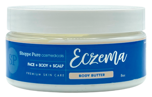 Eczema Relief Body Butter | 8 oz