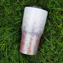 Cactus Hard to Handle Glitter Tumbler