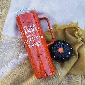 Campfire Travel Mug (READY TO SHIP)