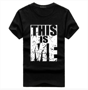 THIS is Me Summer Men T Shirt