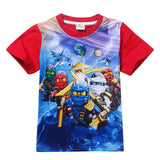 Summer Kids Boys T-shirt