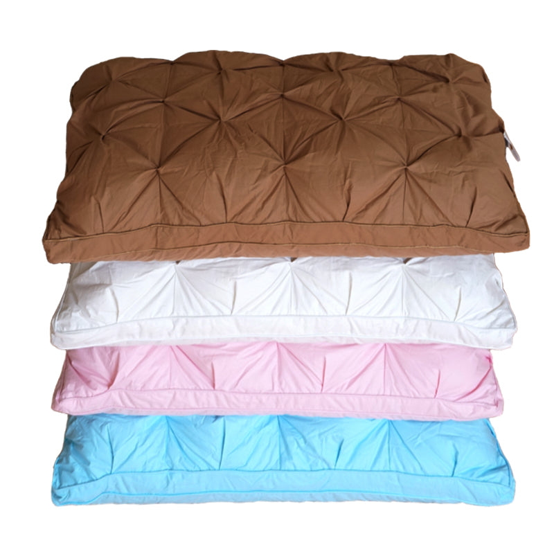 Cotton Cover Soft French Style Bread Shape Sleeping pillow