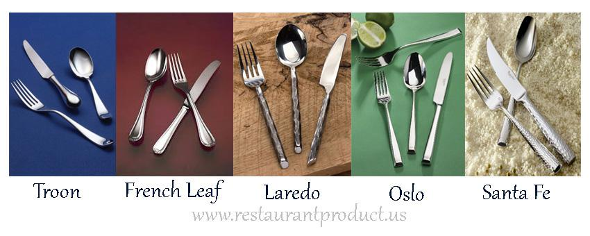 Editor's Review of 5 Best Selling Corby Hall Flatware Patterns