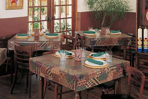 Laminate Tablecloths