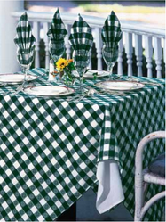 Linen Tablecloths and Napkins