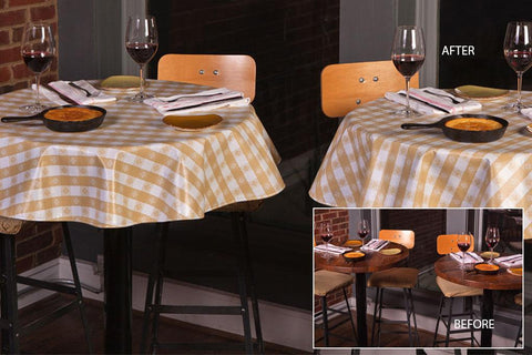 Great Value Vinyl Tablecloths (6 Gauge)