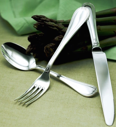 French Leaf Flatware Collection by Corby Hall from Maine Supply