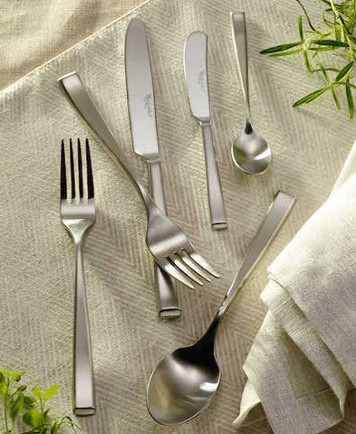 Oslo Flatware from Corby Hall from Maine Supply