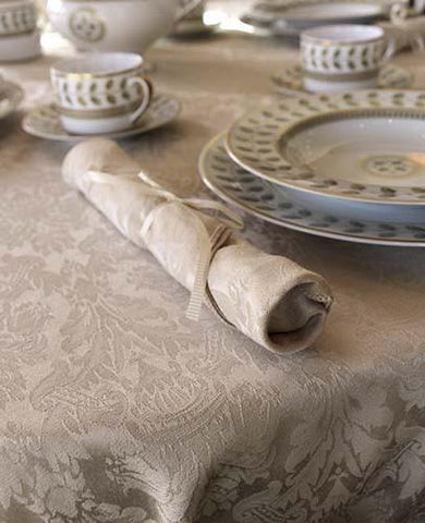 Saxony Damask Tablecloth, 1Dz pack