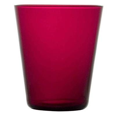 Colorful 11.5 Oz. Glass Tumblers - Degrenne Mambo Collection, Pack of 24