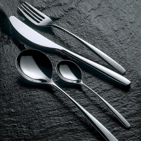 Morgana Stainless Steel Flatware, Mepra